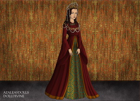 Byzantine princess by May-May44
