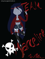 #TEAMMarceline by NutmegLovePeppermint