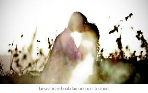 pour toujours amour by azwethinkheiz