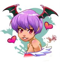 Cute As Buttons 1: Lilith by 13wishes