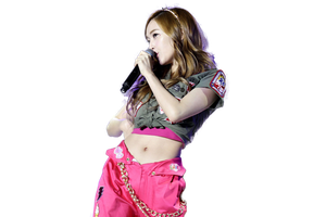 [PNG/Render #2] SNSD's Jessica by ddhAngela