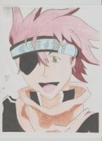 Lavi Bookman Colored by ilovepastaaa