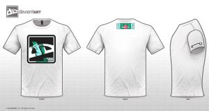 My T shirt for the contest by 2eyes-97