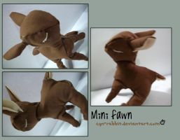 10 mini fawn by Cyn-Rabbit