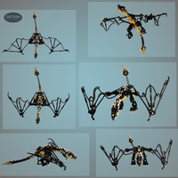 Hungarian Horntail Views by retinence