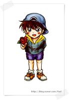 Little Kaito by himizzz