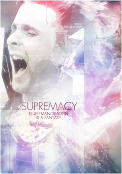 Muse - Supremacy Poster by FBM721