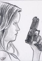 TC - Sarah Connor 2 by tdastick