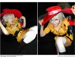 Hellsing: Seras Victoria: Just Like Master by Redustrial-Ruin