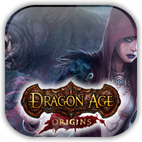 Dragon Age Origins Game Icon 2 by Wolfangraul
