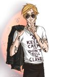 Don't Tell the Clave. by cinash