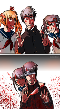 Now and Then by teto-and-rin