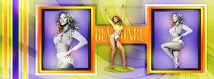 +PORTADA:  Beyonce~ by CAMI-CURLES-EDITIONS