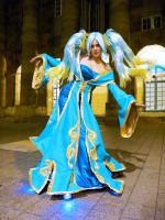 Sona-League of Legends Cosplay by eisbaerfussel