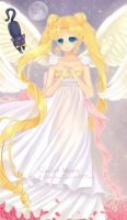 Princess Serenity:. by Vicle-chan