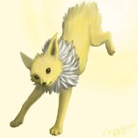 Jolteon by Rockylin