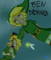 BEN DROWNED by Mary-Hurricane