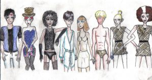 The Rocky Horror Picture Show by I-Eat-Glow-Sticks