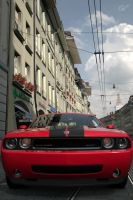 Challenger III by revsorg