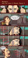 Reason Why Loki Wears A Muzzle #4 by skullanddog