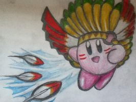 Kirby's Wings by Fluffalie