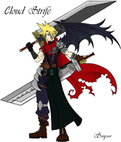 Ultimate Cloud Strife by Sayne7