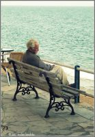 The old man and the sea by christinesam