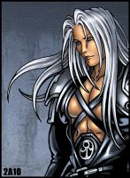 Sephiroth by Candra
