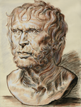 Pseudo-Seneca (after Rubens) by LilioTheOne