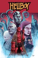 Hellboy 20 years by Marcelo-Costa