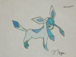 Glaceon by Cody2897