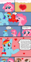 Happy Hearts And Hooves Day by SonicUnbelieveable