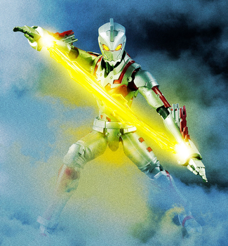 Ultra-Act X SH Figuarts: Ultraman Ace Suit by riderman09