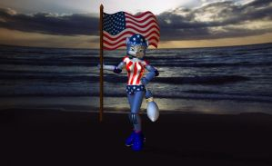 Happy 4th of July by HectorNY