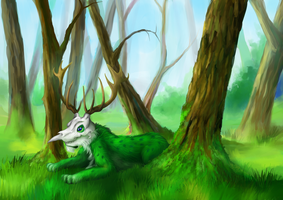 in_the_magic_forest_by_fuzzymaro-d7k6puo.png