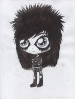 Jake Pitts Chibi in HD by lolzmelmel