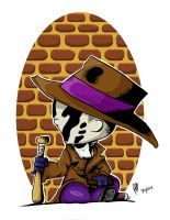 Baby Rorschach by Uncorrupted