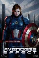 avengers effect FEMSHEP by rs2studios