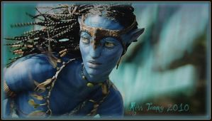 Neytiri Deleted Scene by RockerMissTammy
