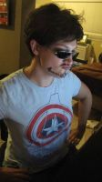 Tony Stark 1 by crummywater