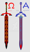 Sword of Legends - Alpha and Omega by Bioblood