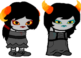 Set Price Homestuck Troll Adopts {CLOSED} by CanCanWasHere