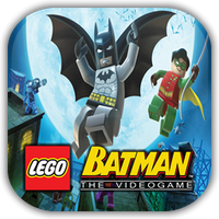 Lego Batman Game Icon by Wolfangraul