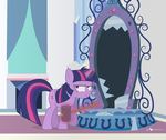 Twilight Sparkle in 'Never Again' by dm29