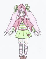 My Mascot Jessabelle by Code-Sonic