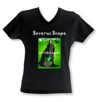 Severus Snape Fitted Tee by sevvysgirl