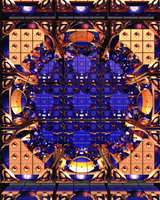 Fractal Mandala No. 1 by MickHogan