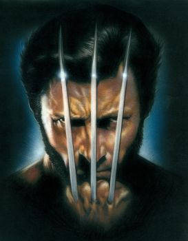Wolverine by huy-truong