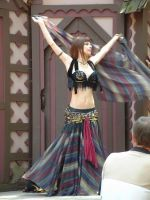 Gypsy Dancer by CaelynTek