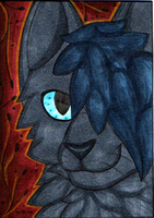 ACEO #10 Sayrain by Suona-Chan
